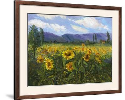 Sierra Awakenings III-Nanette Oleson-Framed Photographic Print
