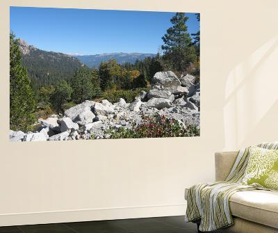Sierra Nevada Mountains 1-NaxArt-Wall Mural