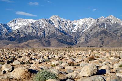 Sierra Nevada Mountains II-Douglas Taylor-Photographic Print