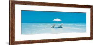 Siesta--Framed Art Print