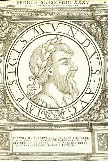 Sigismundus-Hans Rudolf Manuel Deutsch-Giclee Print