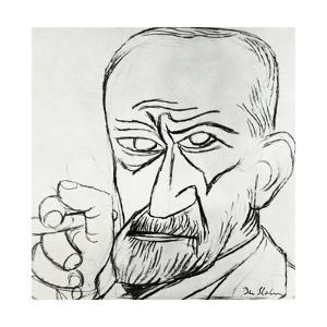 Sigmund Freud, Austrian Psychologist