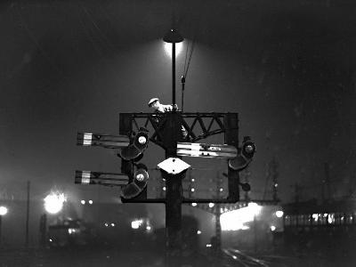 Signal Check--Photographic Print