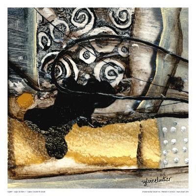 Signe De Terre 1-Sylvie Cloutier-Art Print