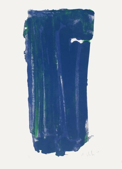 Signe Personnage (projet Galerie Nord)-Olivier Debre-Limited Edition