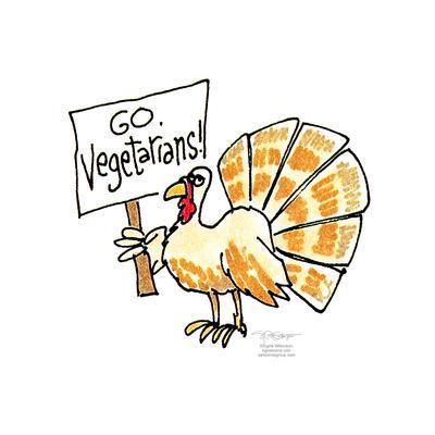 Go Vegetarians!