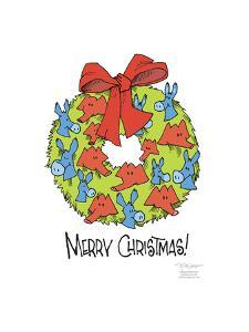 Merry Christmas! by Signe Wilkinson