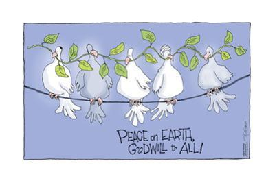 Peace on Earth, Goodwill to All!