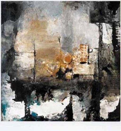 Signos del Espacio III-Edouardo Sales E^-Art Print