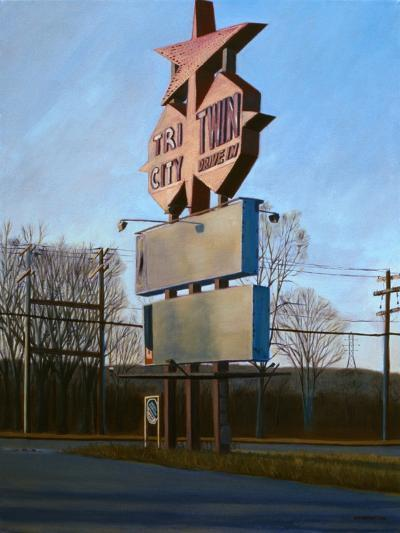 Signs of the Times, 1996-David Arsenault-Giclee Print