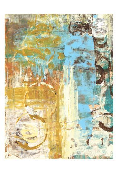 Silence 1-Erin Butson-Art Print