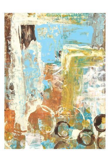 Silence 2-Erin Butson-Art Print