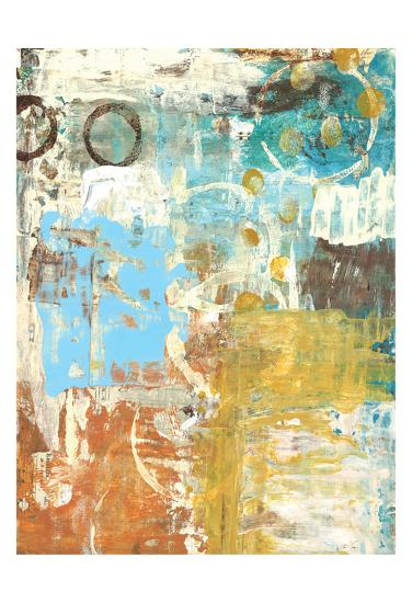 Silence 4-Erin Butson-Art Print