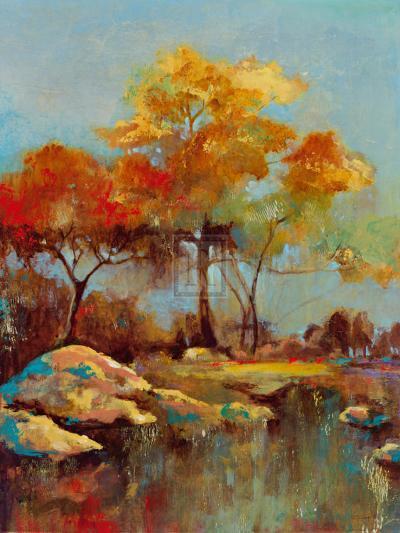 Silent Colours III-Georgie-Art Print