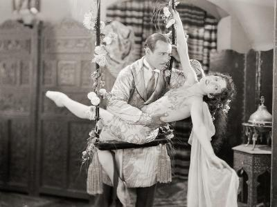 Silent Film Still: Couples--Giclee Print