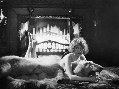 Silent Film Still: Woman--Photographic Print