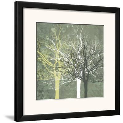 Silent Forest-Erin Clark-Framed Giclee Print