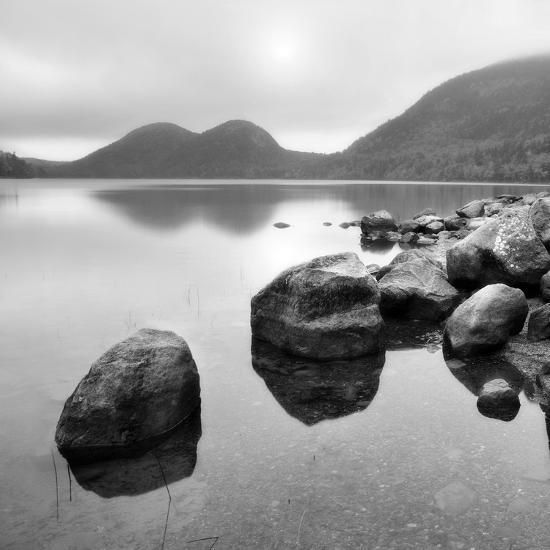 Silent Lake--Photographic Print