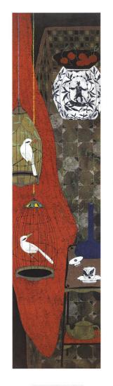 Silent Message-Charles Chu-Art Print
