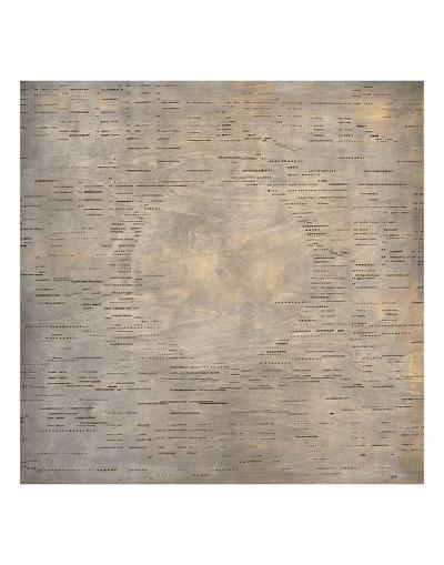 Silent Music (Hesitation Waltz)-Kara Smith-Art Print