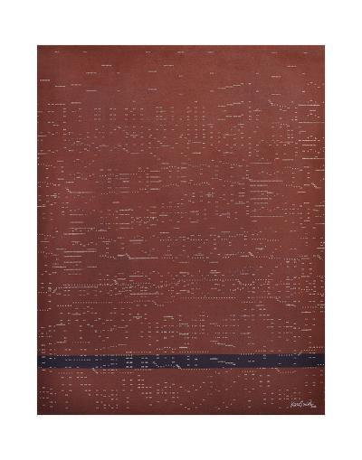 Silent Music (Mystery)-Kara Smith-Art Print