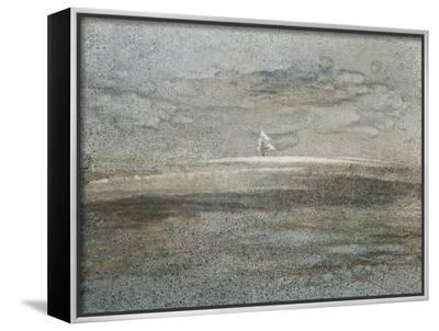 Silent Nature-Yunlan He-Framed Canvas Print