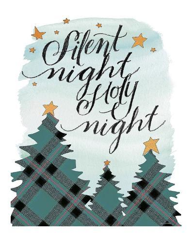 Silent Night-Jo Moulton-Art Print