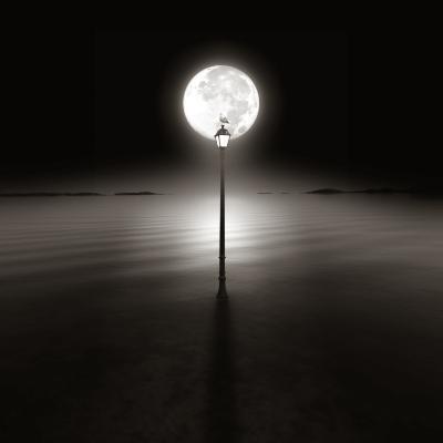 Silent Night-Luis Beltran-Photographic Print