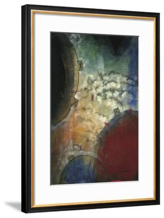Silent Poem I-Trey-Framed Giclee Print