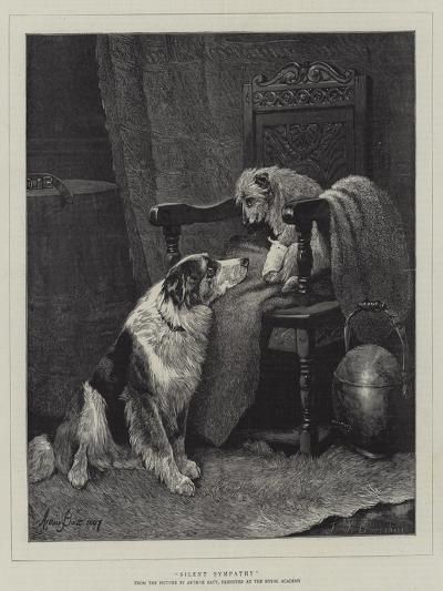 Silent Sympathy-Arthur Batt-Giclee Print