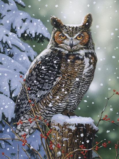 Silent Watch Giclee Print William Vanderdasson Art Com