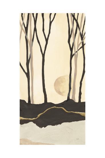 Silhouette III-Chris Paschke-Art Print