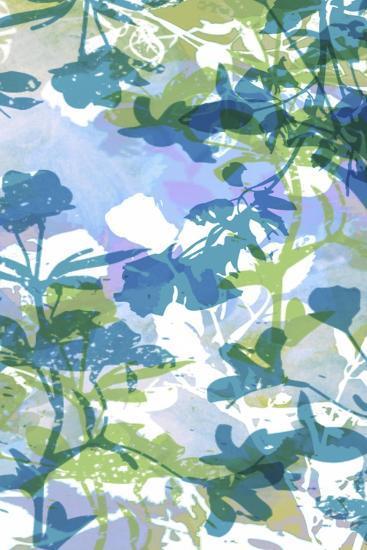 Silhouette Menagerie II-Ricki Mountain-Art Print
