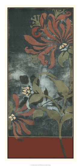 Silhouette Tapestry I-Jennifer Goldberger-Giclee Print