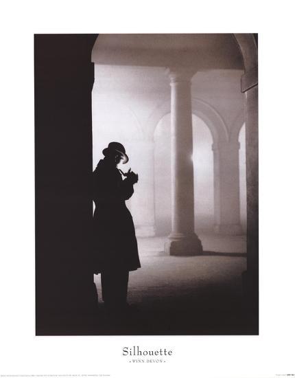 Silhouette--Art Print