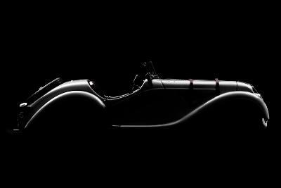 Silhouette-Alvaro Perez-Photographic Print