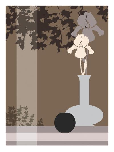 Silhouettes I-Jo Parry-Art Print