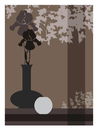 Silhouettes II-Jo Parry-Art Print