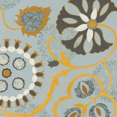 Silk Road I--Art Print