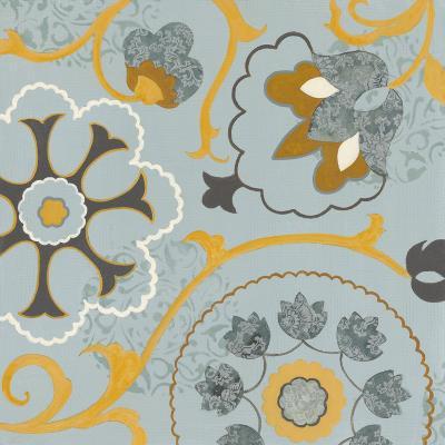 Silk Road II--Art Print