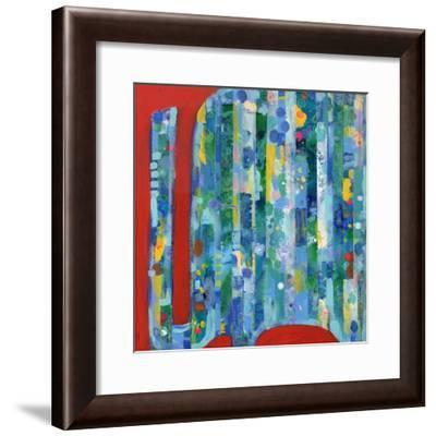 Sillielliness-Wyanne-Framed Giclee Print