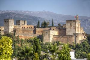 Alhambra by silvana magnaghi