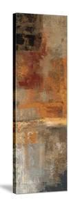 Silver and Amber Panel II