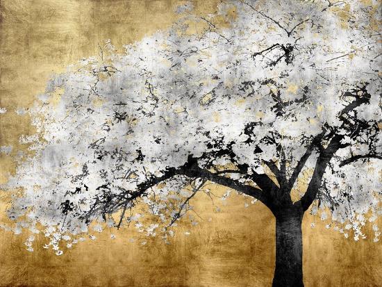 Silver Blossoms-Kate Bennett-Art Print