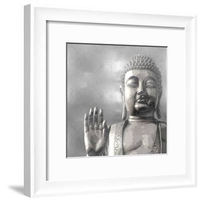 Silver Buddha-Tom Bray-Framed Giclee Print