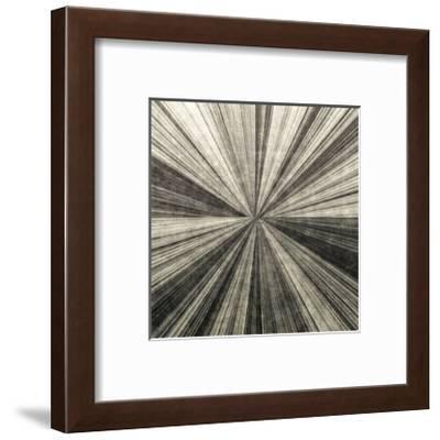 Silver Burst-Mali Nave-Framed Giclee Print