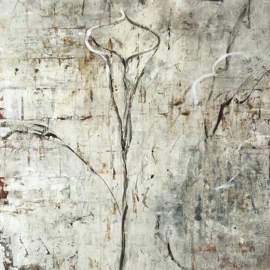 Silver Calla Lily-Jodi Maas-Premium Giclee Print