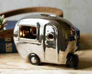 Silver Camper Nightlight