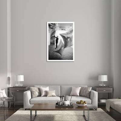 Silver Clouds Installation, Leo Castelli Gallery, NYC, 1966 Art ...