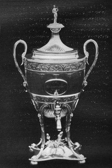 'Silver Cup, York, 1796 - Won by Hambletonian', 1911-Unknown-Giclee Print